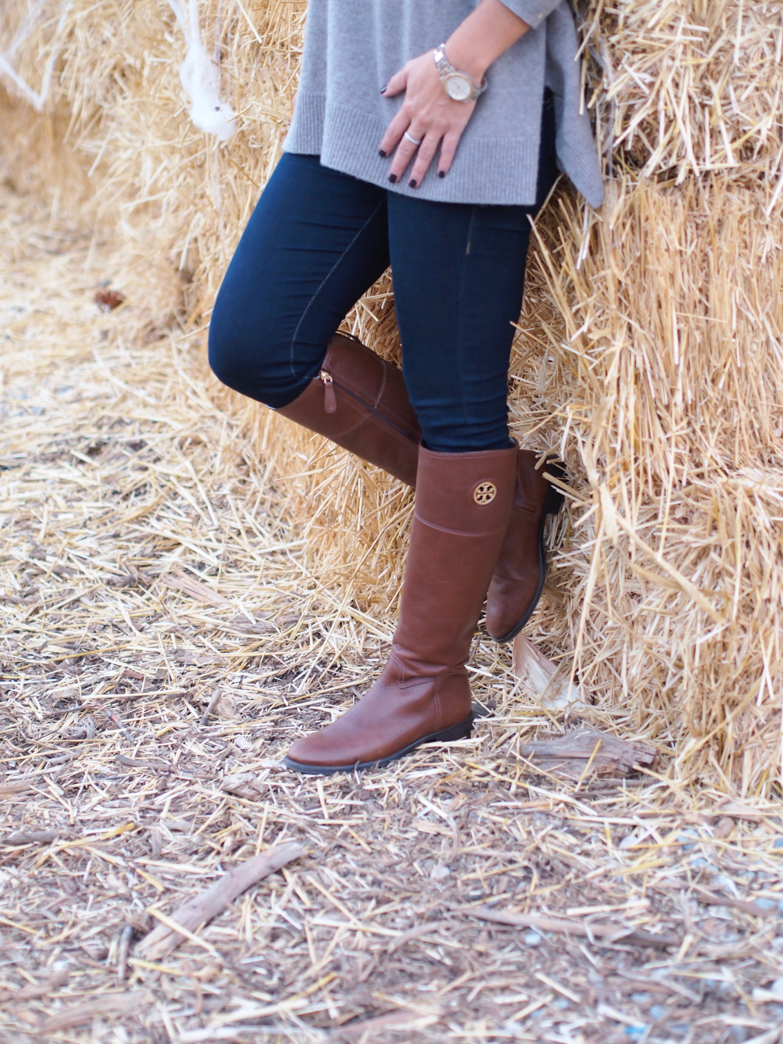 Standing 2, True religion jeans, jeans, boots, Tall boots, burberry, cashmere, sweater, tall boots, fall