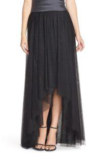 black-monique-lhuillier-tulle-skirt