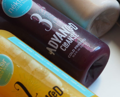 New Year New You, Nekter Juice Cleanse, The Bicoastal Beauty