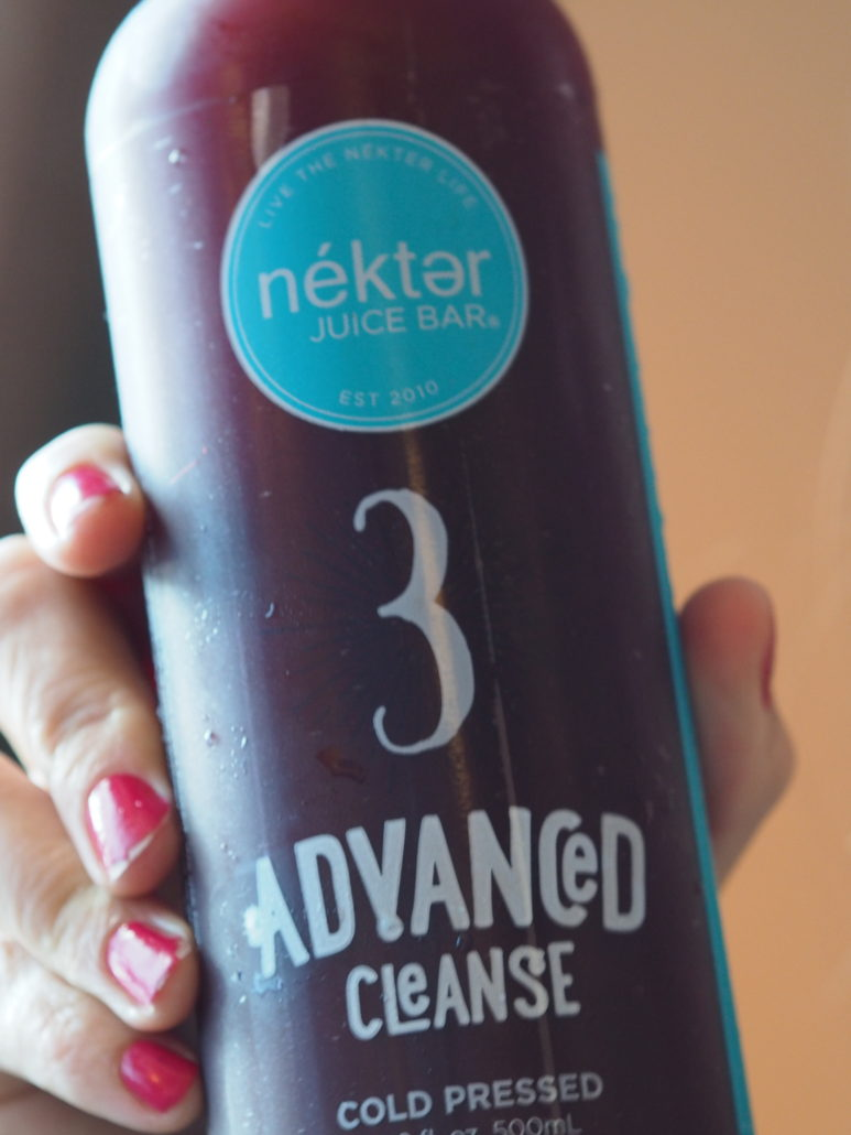 New Year New You, Nekter Juice Juice Cleanse