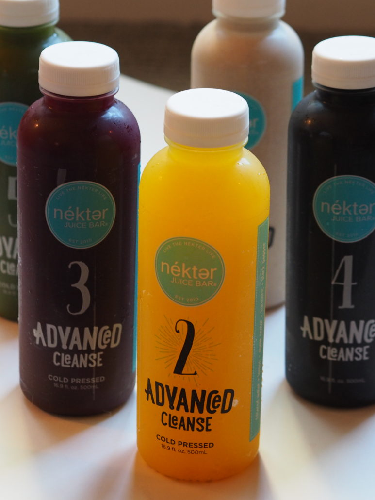 New Year New You, Nekter Juice Cleanse